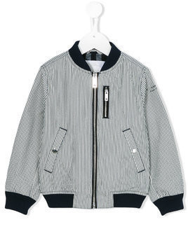 Burberry Kids mini Beaufort jacket - Blue