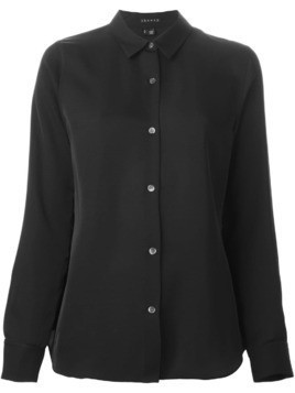 Theory 'Tenia' shirt - Black