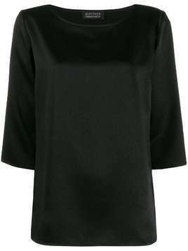Gianluca Capannolo loose fit blouse - Black