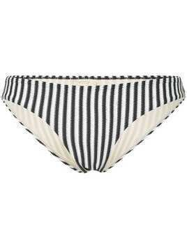 Peony Hayman staple bikini bottoms - Black