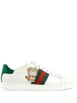 Gucci x Doraemon Ace low-top sneakers - White