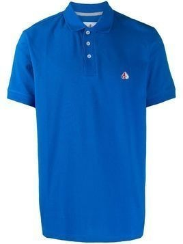 Moose Knuckles polo shirt - Blue