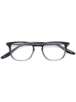 Barton Perreira Woody glasses - Black