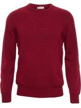 Browns crew neck sweater - Red