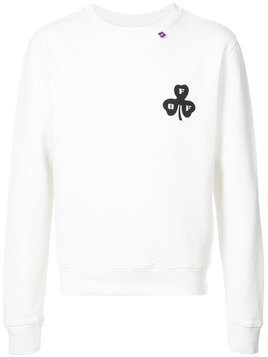 Off-White spray sweatshirt