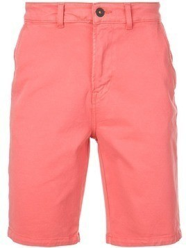 Hudson chino knee-length shorts - Pink