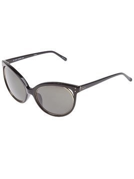 Linda Farrow 'Linda Farrow 205' sunglasses - Black