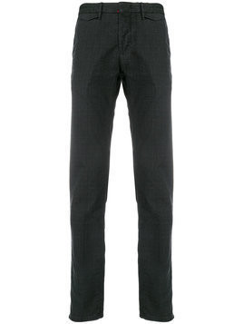 Incotex - slim-fit trousers - Herren - Cotton - 38 - Grey