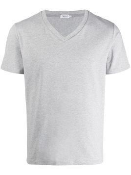 Filippa-K Lycra v-neck T-shirt - Grey