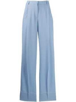 Jacquemus Loya trousers - Blue