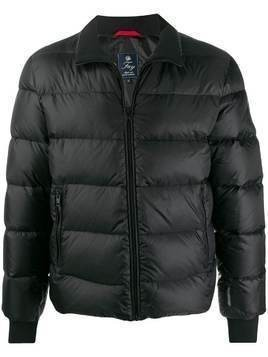 Fay quilted padded jacket - Black
