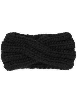 Eugenia Kim knitted hair band - Black