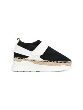 Kenzo slip-on sneakers - Black