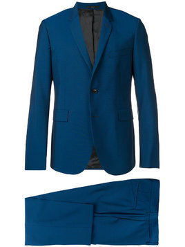 Paul Smith slim-fit formal suit - Blue