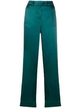F.R.S For Restless Sleepers mid-rise straight-leg trousers - Green