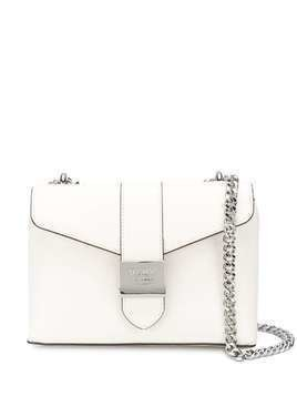 DKNY structured shoulder bag - White
