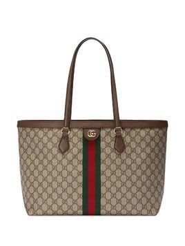 Gucci medium Ophidia GG tote bag - Neutrals