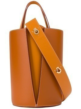 Danse Lente mini Lorna bucket bag - Orange