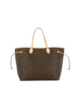 Louis Vuitton Vintage Neverfull GM monogram tote - Brown