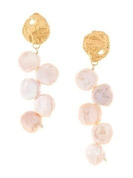 Alighieri La Jetee earrings - GOLD