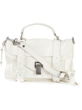 Proenza Schouler PS1 Tiny - White