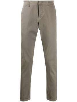 Dondup low-rise trousers - Grey