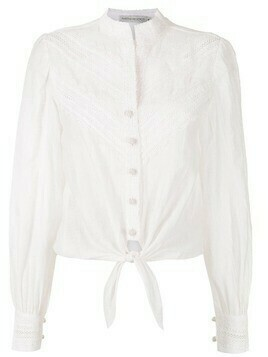 Martha Medeiros Bianca cotton T-shirt - White