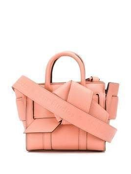 Mulberry x Acne Studios mini bag - Pink