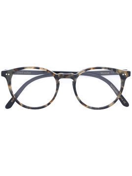 Josef Miller Monroe glasses - Brown