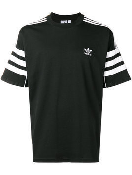 Adidas Authentic logo T-shirt - Black