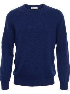 Browns crew neck sweater - Blue