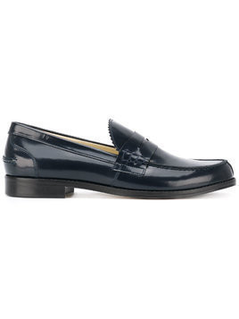 Montelpare Tradition teen penny loafers - Blue