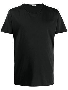 Filippa-K slim fit crew neck T-shirt - Black