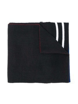Diesel Kids knitted scarf - Black