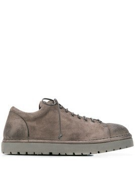Marsèll flat lace-up sneakers - Grey