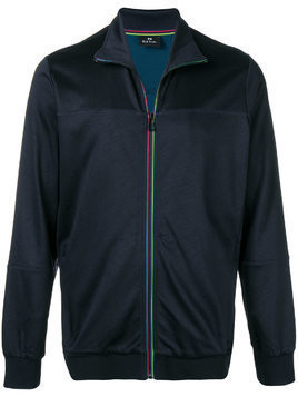 Ps By Paul Smith zip-front sports jacket - Blue