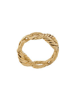 Aurelie Bidermann Lola ring - Metallic