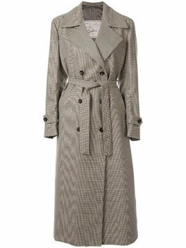 Giuliva Heritage Collection The Christie trench coat - Brown