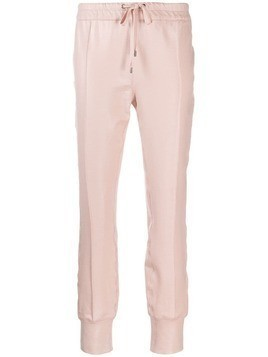 Tom Ford slim-fit track pants - Pink