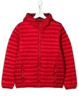 Ciesse Piumini Junior zipped padded jacket - Red