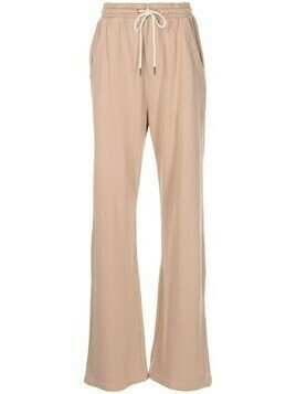 Citizens of Humanity wide-leg drawstring trousers - Neutrals