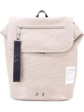 Kenzo 'Kanvas' backpack - Nude & Neutrals