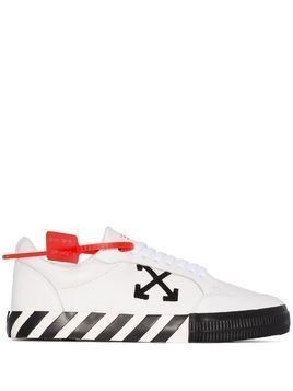 Off-White Vulcanized low-top platform sneakers