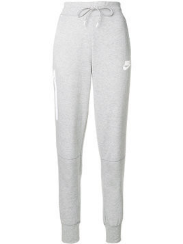 Nike drawstring track pants - Grey