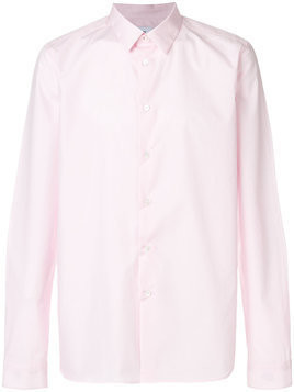 Ps By Paul Smith - long sleeve shirt - Herren - Cotton - L - Pink & Purple