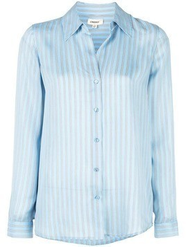 L'agence striped shirt - Blue