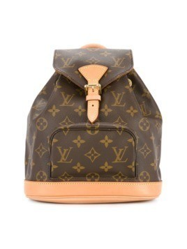 Louis Vuitton Vintage mini Montsouris backpack - Brown