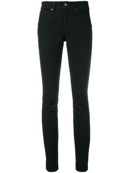 Cambio slim fit trousers - Black