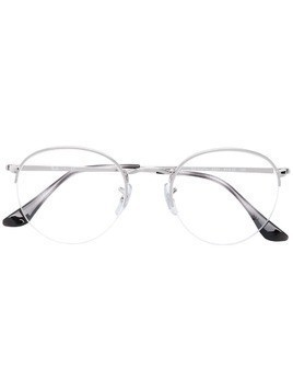 Ray-Ban round metal glasses - Silver