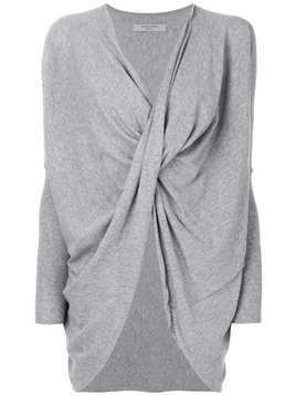 AllSaints Itat shrug - Grey